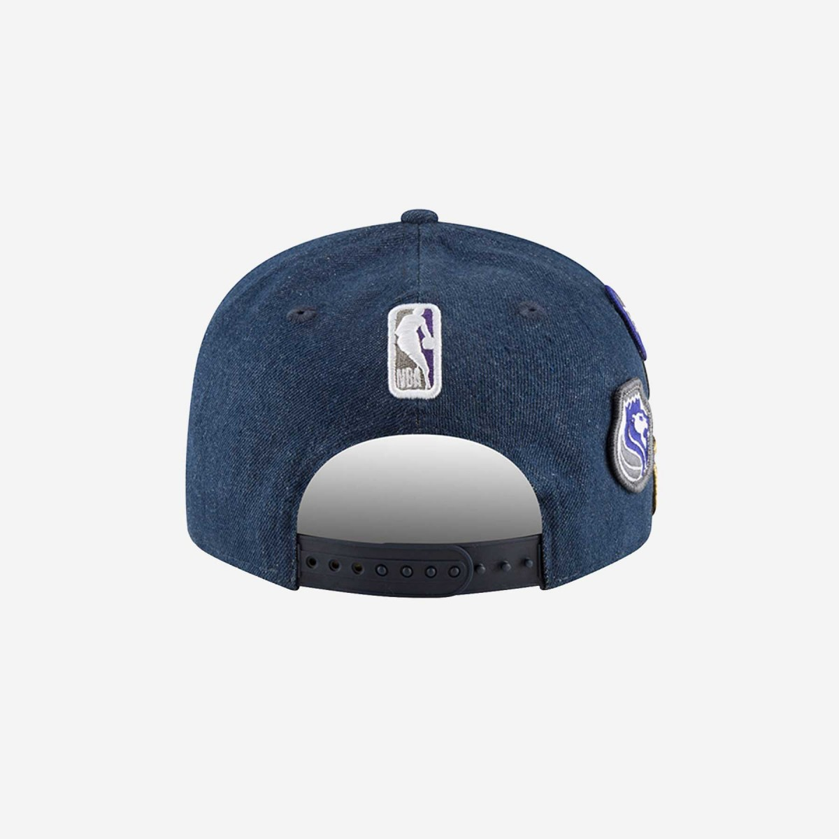 New Era Sacramento Kings NBA Draft 2018 9Fifty Cap