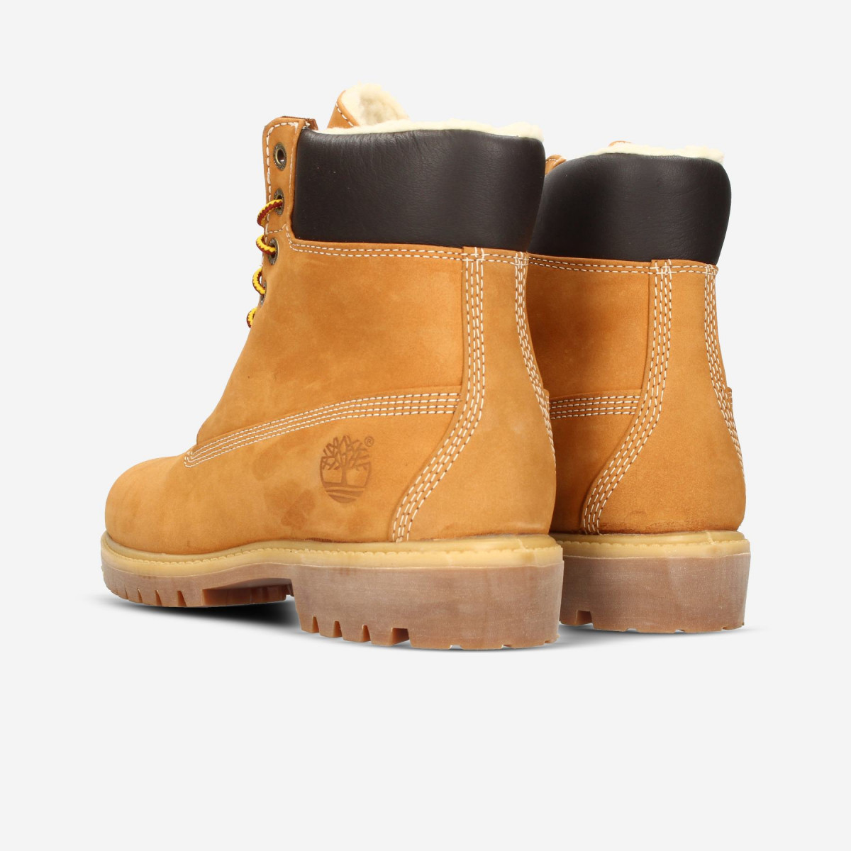 Timberland 6 Inch Fur Lined Boots