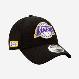 New Era Los Angeles Lakers Back Half 9FORTY Cap