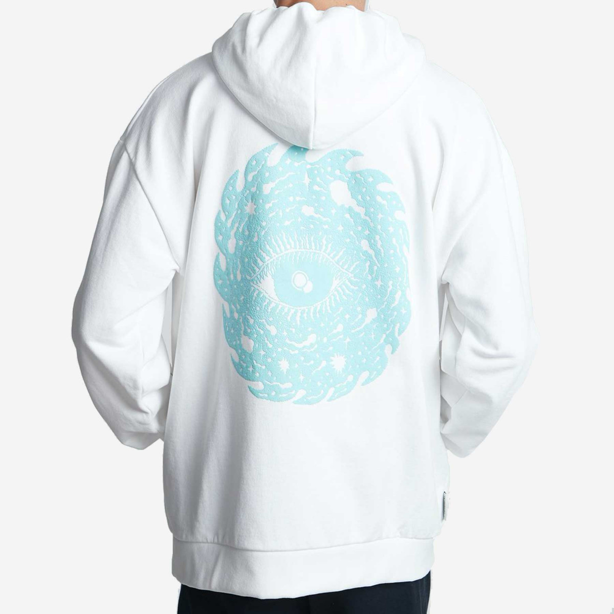 Element Tetsunori Tawaraka Space Typhoon Hoodie