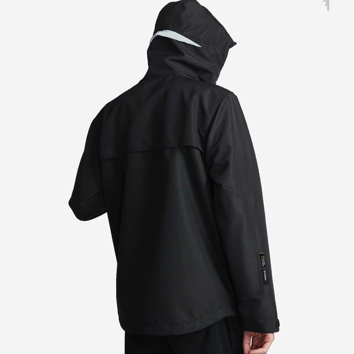 Element National Geographic Aether Recycled Waterproof Jacket