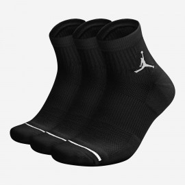 Jordan Jumpman High-Intensity Quarter Sock (3 pair)